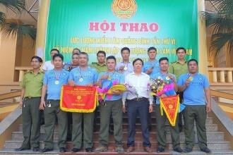 Hội thao kỷ niệm 45 năm ngày thành lập lực lượng Kiểm lâm Việt Nam (21/5/1973-21/5/2018)